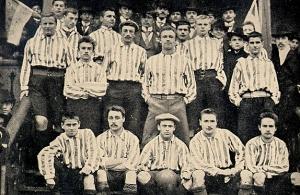Die Gründungsmannschaft 1899